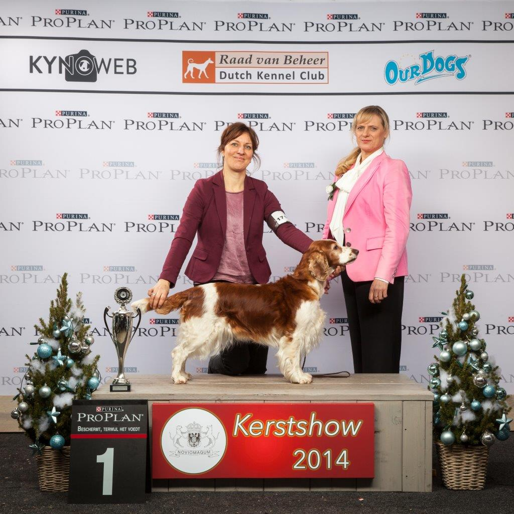 Roza Best veteraan in Show